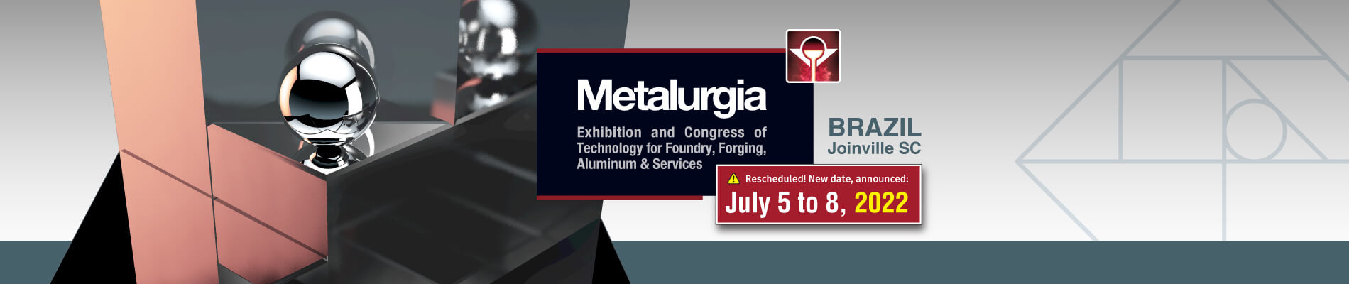 Metalurgy - Foundry Fair Brazil
